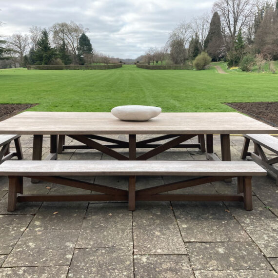 bespoke country estate table