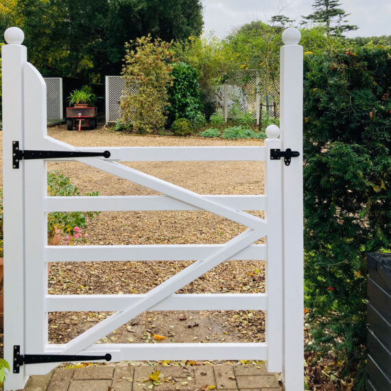 bespoke garden gate