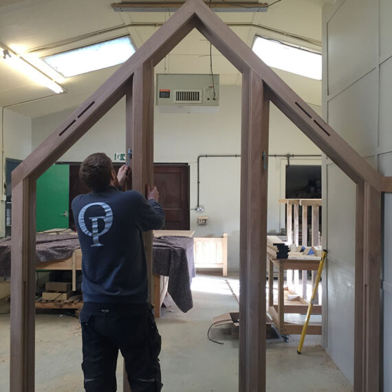 bespoke hardwood joinery
