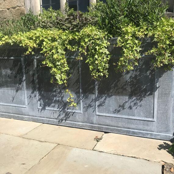 bespoke malvern trough planter