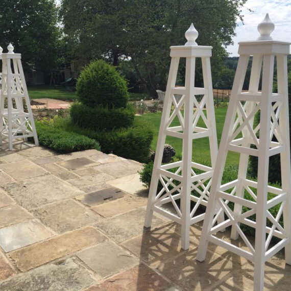 bespoke tt obelisks made in accoya