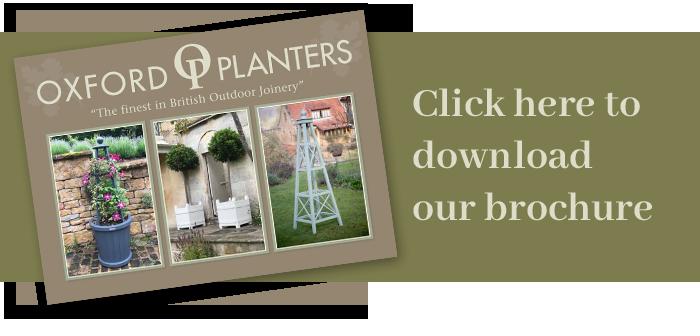 oxford planters brochure download