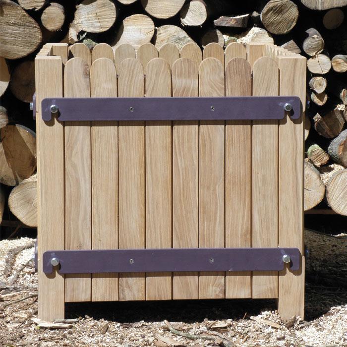 The Campion Planter Hardwood