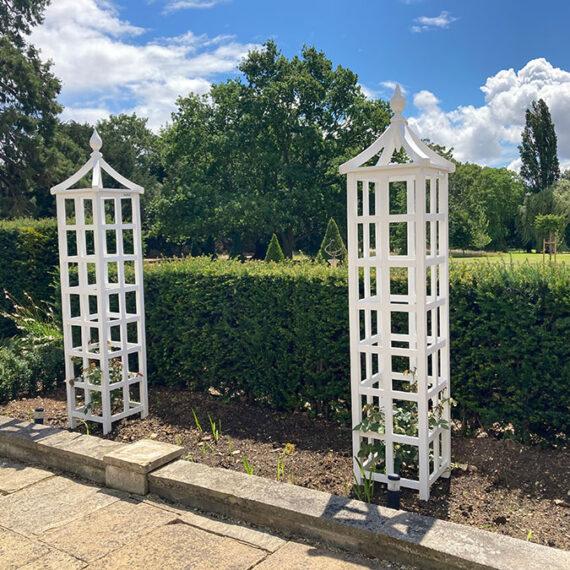 cotswold garden obelisk