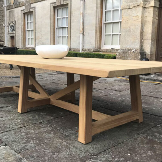 country estate table oxford planters