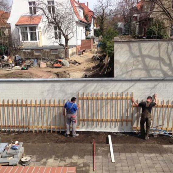 extra large bespoke trellis panel