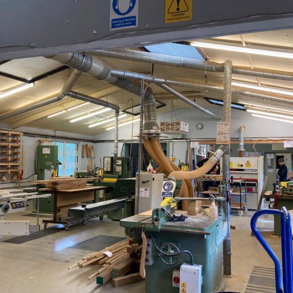 oxford planters workshop interior
