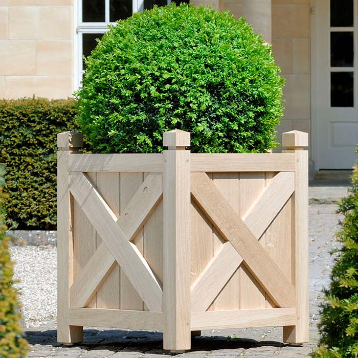 regent planter hardwood