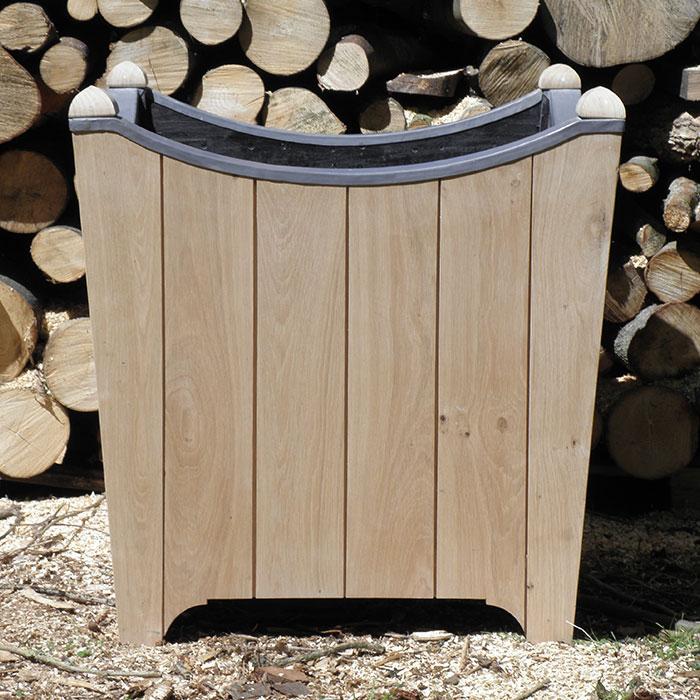 somerville planter hardwood