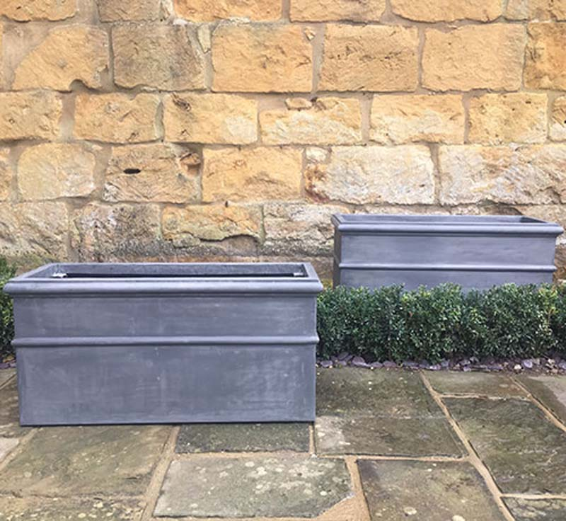 the magdalen lead planter