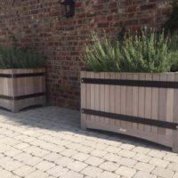 trinity trough planter
