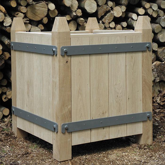 The Wadham Planter Hardwood