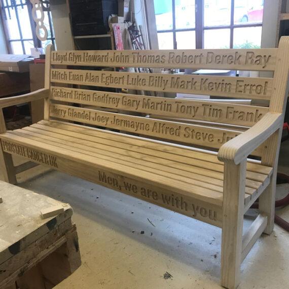 accoya promotion bench