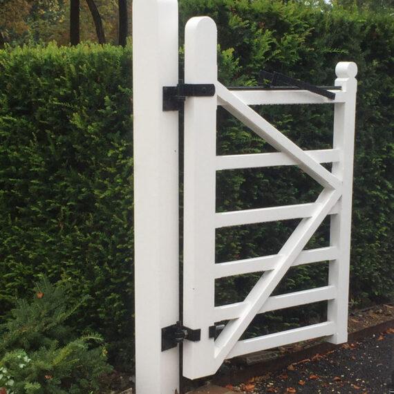 bespoke field gate