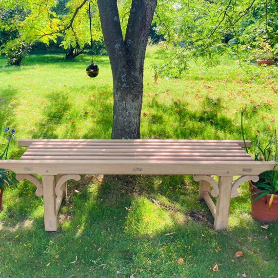 bespoke wigginton pool bench